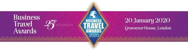 Business Travel Awards nomination